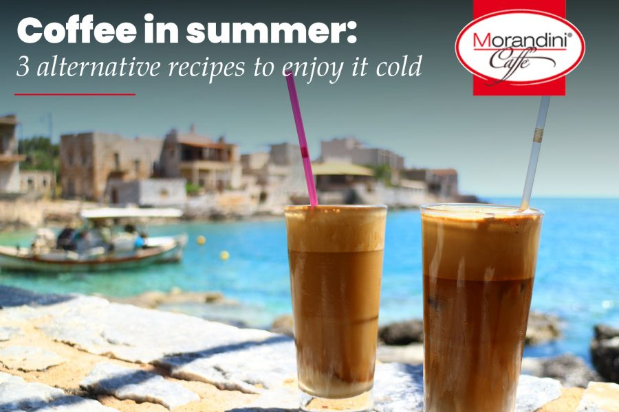 Coffee in summer: 3 alternative recipes to enjoy it cold