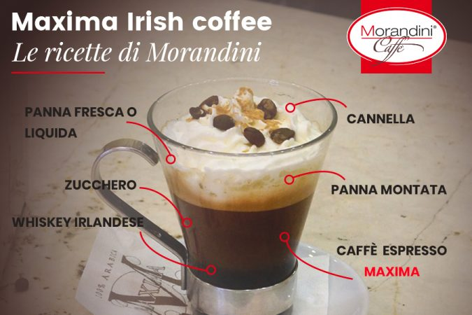Maxima Irish Coffee